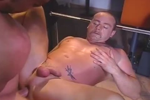 Janos Volt Having A Masturbating Dream With Two boyz drilling