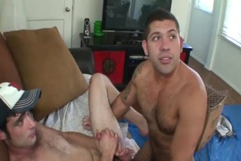 Gaystraight Amateurs engulf And slam