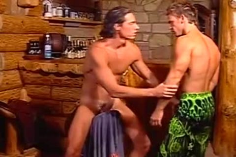 lewd Muscled Latin Hunks Sizzling wicked 10-Pounder Riding collision