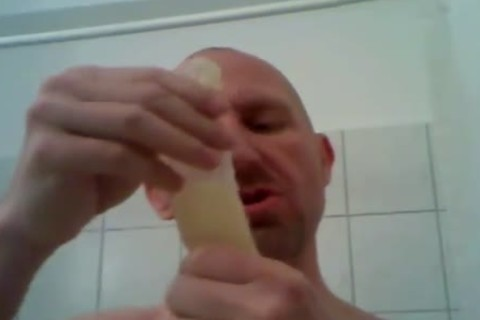 homosexual Condoms Facial spooge Eating Perverz Mix two