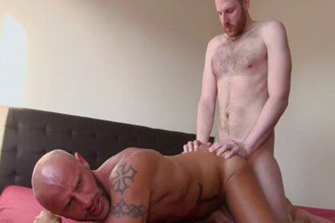 Aymeric Deville Has His arse plowed By Aymeric Deville