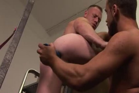 Caught In The action With A sex sex-toy Inside