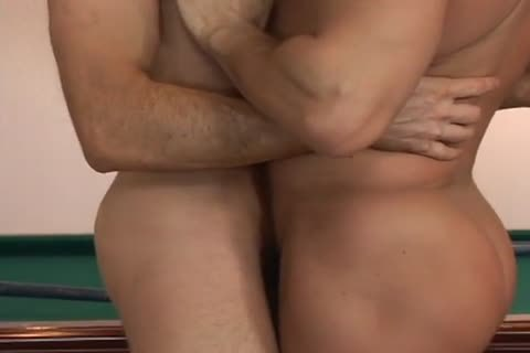 Two males 69 Pose For oral-sex-job stimulation