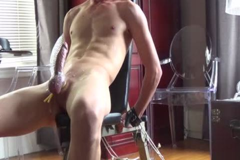 I Think I Have A new twink!  twenty one Year older fellow And that chap likes Sir Training His 10-Pounder For Him.   ;) This Is Footage From A 90 Minute Training Session, And lastly At The End I Let That admirable-looking 10-Pounder Of His Explode