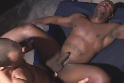 JC And Carlo Cox Meet Up For Some Hard nailing And unfathomable engulfing