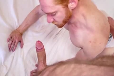 Ginger lad likes Being banged