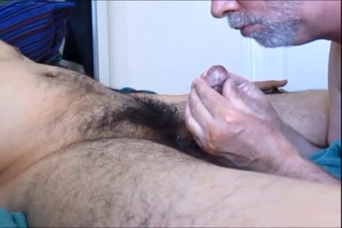 This cock Look Familiar, Gentle Tubers?  It Belongs To My Returning Mexican Bro V. And It Was Ever So crazy To acquire Pampered By My Palpitating Palate.  Salivating On And engulfing Those bushy Balls And That Broad, Uncut 10-Pounder Transported Me T