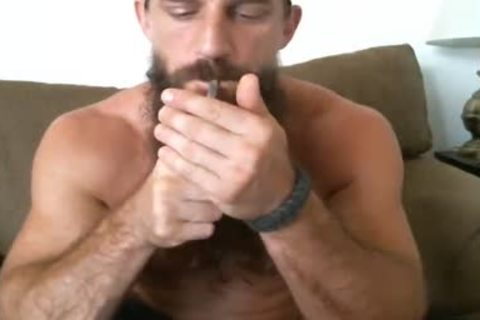 lengthy Bearded Muscle lad Solo #three