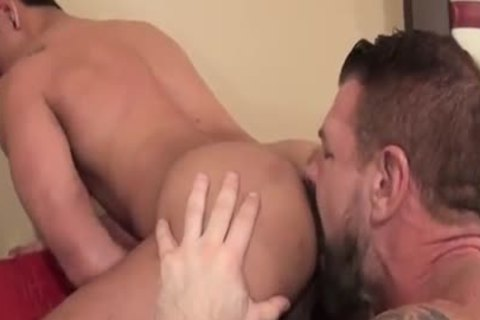 Rocco Steele Daddy plough