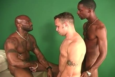 black fellows Sharing The booty Of A White chap
