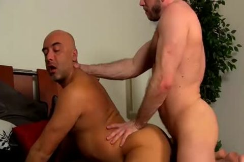 Shay Michaels nails His Annoying Boss Brian In His asshole