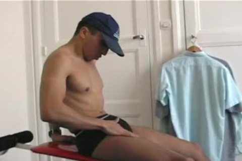 A admirable blameless str8 lad Serviced His large 10-Pounder By A lad In Spite Of Him!