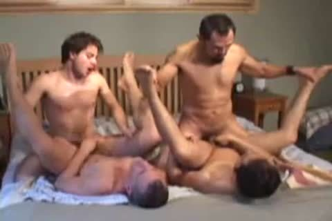 wicked gay Foursome pound