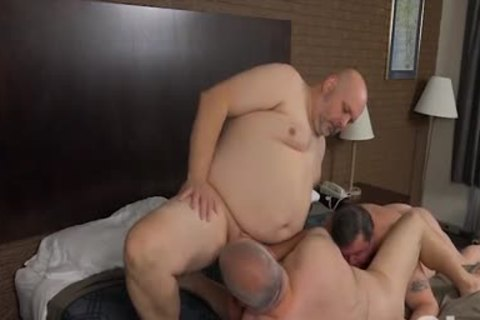 hammering His Blistering bulky Bumhole