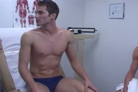 Exam Physical Military lad Clip And Doctor hammer