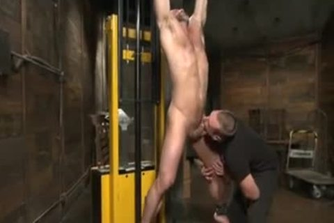 Muscle homo Foot Fetish And ball batter flow