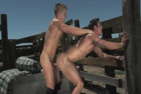young gay Muscle Farmer By Rambo