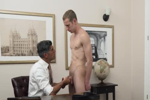 Mormonboyz - Hung penis Inspected And fucked