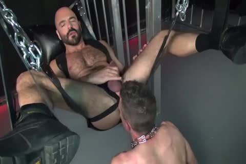 bareback Leather Fuckers - Scene 1