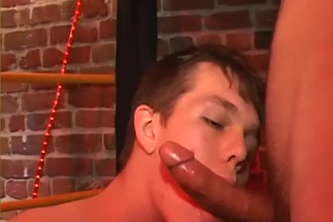 young homo cum Eaters fuckfest - Scene two