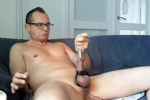 Pissing ramrod, 2nd cum And Love To 'hit' The ramrod