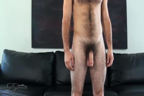 HD GayCastings - Josh hairy butthole Is nailed By The Casting Agent