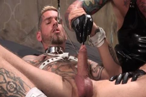 Logan McCree fastened By Hugh Hunter In This Clip
