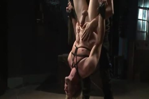 horny Cop bound & Tormented