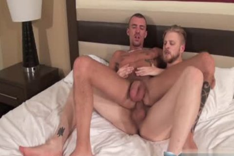 Muscle Son Flip Flop And Creampie