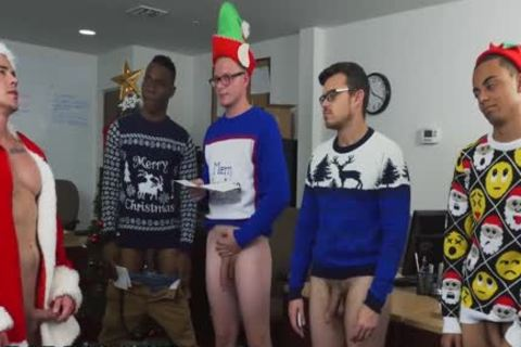 GRAB booty - A Very homo Holiday special!