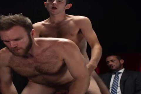 MormonBoyz - Two Missionaries hammer As punishment For Priest Daddy