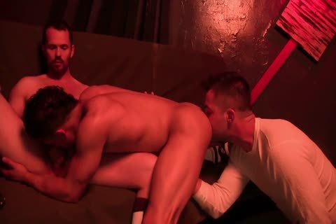 Armond Rizzo In Threeway homosexual nailing