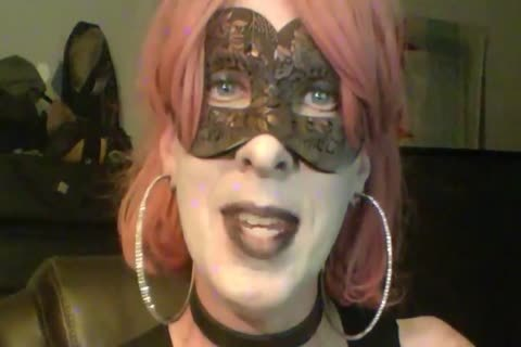 naughty Dancing Goth Cd web camera Show Part 2 Of 2