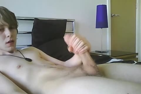 filthy twink Jerkin His giant 10-Pounder