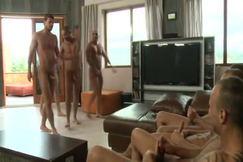 Toby Dutch bunch gangbang