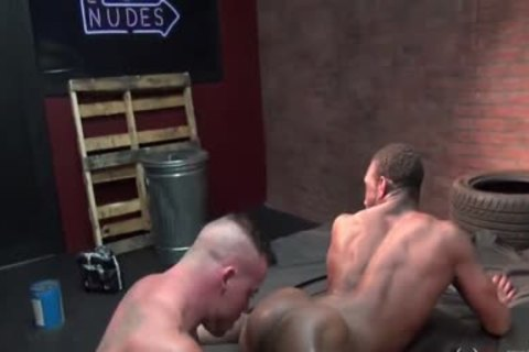 Cumming Inside Parker Paynes a-hole With Sean Duran