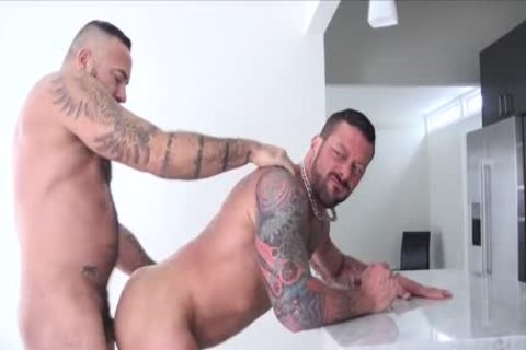 Alessio Romero And Hugh Hunter