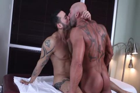 Max Chevalier And Alexy Tyler - Massage And slam