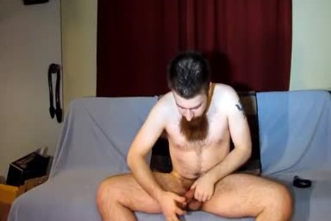 Thedudewhosadude Rides The unsightly dildo