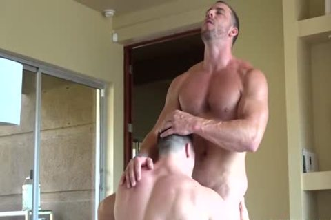 Amazingly str8 FIT ramrods Have pretty Muscle Sex & plow HARD!