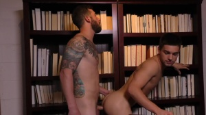 May I Join u ? - Johnny Rapid and Brad Powers humongous penis Sex