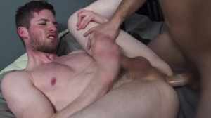 Pranksters - Paul Canon and Thyle Knoxx blowjob slam