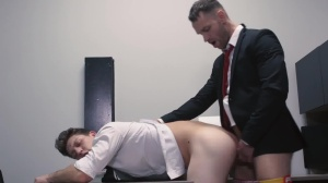 a-hole Controller - Paul Canon with Kit Cohen Muscle Sex