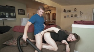 Getting A VJ - Connor Maguire & Jacob Peterson large wang pound