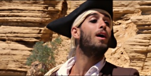 Pirates : A homosexual XXX Parody - Diego Sans & Paddy O'Brian butthole Hook up