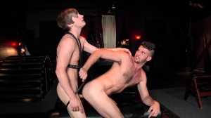 I'm Leaving u - Johnny Rapid and Jimmy Fanz anal Hook up