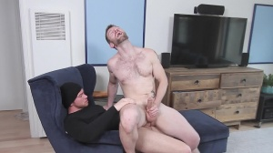butt Bandit - Connor Maguire with Dennis West butt Hump
