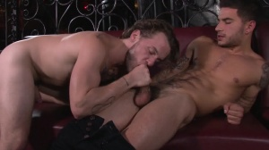 Reply All - Vadim black & Colton Grey anal Hook up