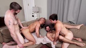 The In-Laws - Dirk Caber, Dennis West butthole slam