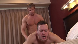 My best friend's husband - Cameron Foster and Brenner Bolton ass Hump